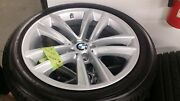Bmw 7 Series G11and12 Oem Factory Style 630 19 Wheel Tires Tpms And Center Cap Set