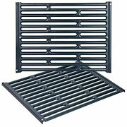 2 Grill Cooking Grates For Weber Genesis Silver A Spirit 500 E200 E210 S200 S210