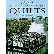 More Quick Rotary Cutter Quilts For The Love Of Quilting By Wilens Patriciandhellip