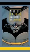Absolute Batman Incorporated By Morrison Grant Hardcover