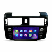 Car Navigation Lcd Touch Stereo Radio Fit For Toyota 4runner Android 10 6+128gb