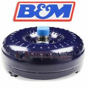 Bandm Transmission Torque Converter For 1992-1996 Cadillac Commercial Chassis Nu