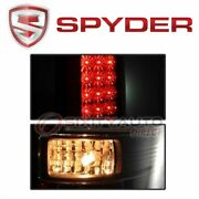 Spyder Auto Tail Light Set For 2009-2014 Ford F-150 - Electrical Lighting Pw