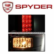 Spyder Auto 5078148 Tail Light Set For Electrical Lighting Body Exterior Zx