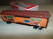 Lionel O Gauge Anniversary 7503 Famous Engines Reefer - Brand New....
