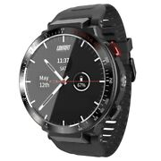New Android Smart Watch 4g Network Wi-fi Full Touch Screen Camera Video Call Gps