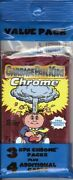 Topps Garbage Pail Kids Chrome Series 1 Value Rack 12 Pack Lot Blowout Cards