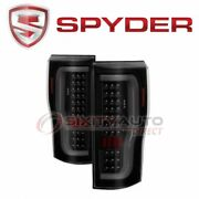 Spyder Auto Tail Light Set For 2017-2018 Ford F-250 Super Duty - Electrical Nd