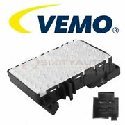 Vemo Front Hvac Blower Motor Control Module For 2008-2013 Mercedes-benz S63 Tl