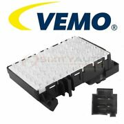 Vemo Front Hvac Blower Motor Control Module For 2007-2013 Mercedes-benz S550 Qj