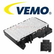 Vemo Front Hvac Blower Motor Control Module For 2010-2013 Mercedes-benz S400 Nh