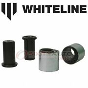 Whiteline Front Suspension Control Arm Bushing For 2009-2018 Nissan Gt-r - Lw