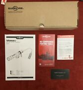 Surefire M952v Millennium Box Manual Papers With Barcode - No Light