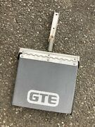 Vintage Pay Phone Book Jacket Holder Frontier Gte Cover Telephone No Bracket