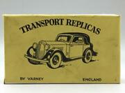 Varney White Metal Kit Transport Replicas Bsa 10 Fixed Head Coupe No 33 4mm