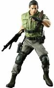 Hot Toys Resident Evil 5 Chris Redfield S.t.a.r.s. Version New