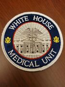 White House Medical Unit Patch