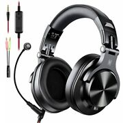 Oneodio A71 Wired Headphones For Computer Phone With Mic Foldable Over Ear