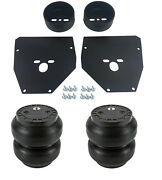 Front Brackets And Ss7 Slam Bags Air Ride Suspension For 1963-1972 Chevy C10 Truck