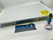 Cisco Ws-c2960l-48ps-ll Catalyst 2960l 48 Port Gige With Poe