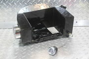 1998 Harley-davidson Softail Oil Tank W/oil Filter And Gauge