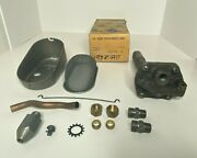 1935 Chevy Oil Pump With Screen Nos 604509. Fits All 1935 Chevys.andnbsp