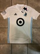 Mls Minnesota United Fc Away Jersey 2019/2020 Menand039s Size Small Nwt Go Loons