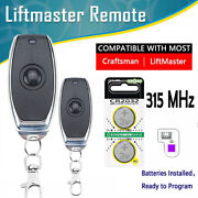 10x For Liftmaster / Chamberlain Garage Door Opener Remote Purple Learn Button