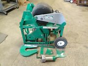 Greenlee Ultra Cable Feeder 120 Vac 4amp 50/60hz 6810