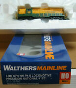 Walthers 910-2046 Ho Precision National Emd Gp9 1701 Dcc And Sound - 10 Off