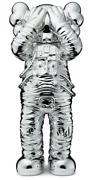 Kaws Holiday Space Figure 11.5 Silver - Unopened Brand New