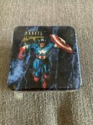 1993 Limited Edition Marvel Masterpieces Series 1 Tin Factory Sealed Set 17746