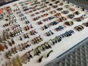 Trout Flies For Fly Fishing 400 Plus Flies All On Umpqua And Tiemco Hooks.