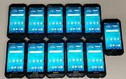 Lot Of 11 Kyocera Duraforce Pro 2 E6920 64gb Black Atandt Only Smartphone