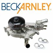 Beck Arnley Engine Water Pump Assembly For 2001-2005 Chevrolet Silverado Op