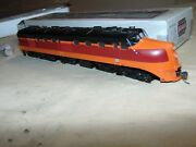 Walthers Proto Ho 920-31957 Milwaukee Road Dl-109 Diesel W/dcc+ Ob -shell Loose