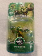 Skylanders Swap Force Stink Bomb Very Rare And Very Hard To Find