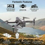 4k Drone Ultra Hd Active Sports Camera With 5x Digital Zoom Suit For Beginners