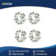 4pcs Wheel Spacers Hubcentric 5x5 For Jeep Grand Cherokee Dodge Durango 71.5mm