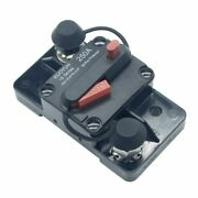 30a-300a Amp Circuit Breaker Fuse Reset 12-48v Dc 16-250a Kuoyuh