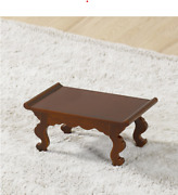 New Mini Wooden Table Korea Traditional Vintage Antique Oriental Coffee Small Us