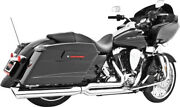 Freedom Performance Chrome Union 2 Into 1 Exhaust System Hd00232 47-3170