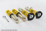 St Xta Height Rebound Adjustable Coilover Kit W/ Top Mounts 15+ Honda Civic Fc