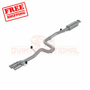 Mbrp Exhaust System For Ford Fiesta 1.6l Ecoboost 2014-2019
