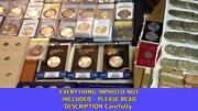 Money Hoardsale Huge Coin Collection Bullion Lot Gold Gp Silver 75+ Us Coins