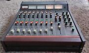 Tascam M30 Vintage Mixing Board 8 Channel Analog Mixer Teac