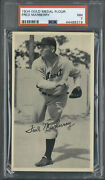 1934 Gold Medal Flour Fred Marberry Psa 7 Nm