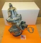 1949 1950 1951early Lincoln Double Action Rebuilt Fuel Pump For Todayand039s Fuels