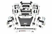 Rough Country 6 Lift Kit Fits 1994-2004 Chevy S10 / Gmc Sonoma | 4wd Extended