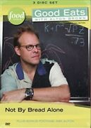 Good Eats Not By Bread Alone Alton Brown Takeout Collection 10 New 3 Dvds